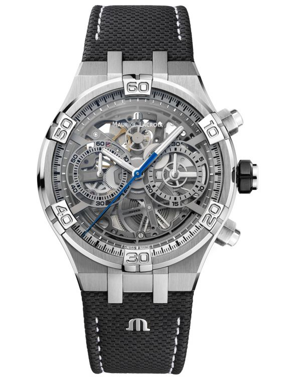 MAURICE LACROIX CHRONOGRAPH SKELETON AUTOMATIC 44MM