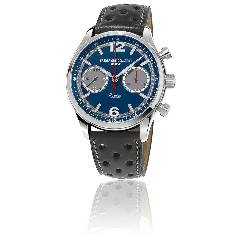 FREDERIQUE CONSTANT VINTAGE RALLY HEALY CHRONOGRAPH LIMITED EDITION