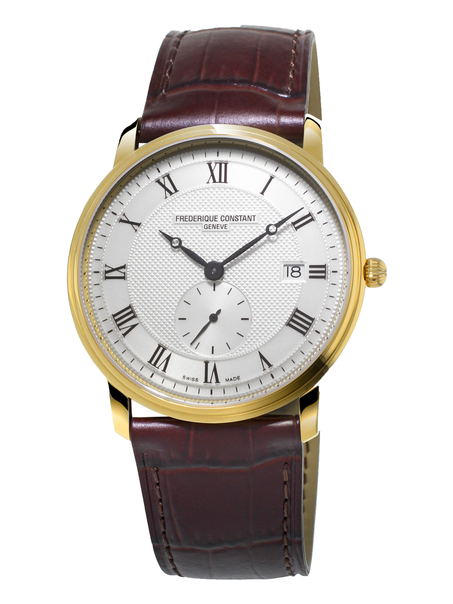 FREDERIQUE CONSTANT SLIMLINE SMALL SECONDS QUARZ