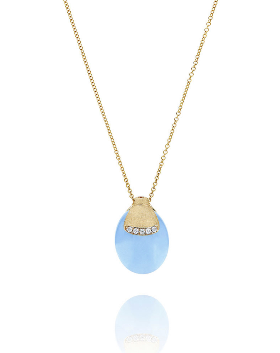 Nanis Dancing Azure Necklace